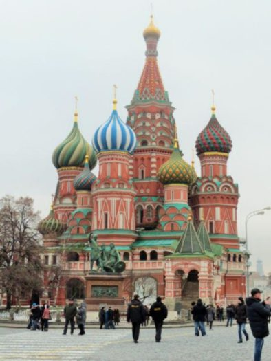 "St. Basil's Cathedral (""Candy Castle"")"